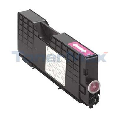 RICOH AFICIO CL3500 TYPE 165 TONER MAGENTA HY